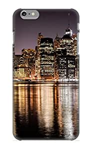 Awesome Design Skyscrapers Of Manhattan Hard Case Cover For Iphone 6 Plus(gift For Lovers)