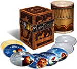 Cover Image for 'Lion King Trilogy (Eight-Disc Combo: Blu-ray 3D / Blu-ray / DVD / Digital Copy), The'