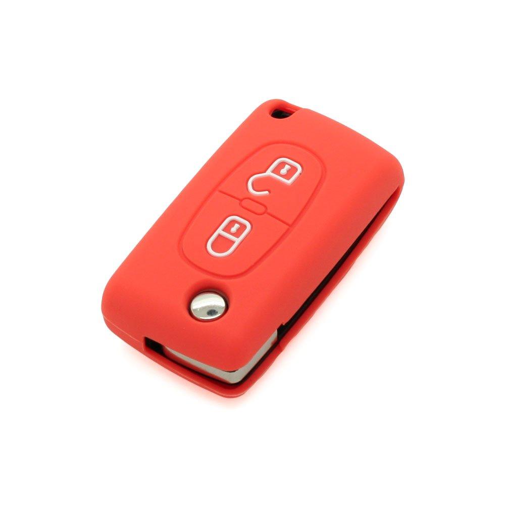 Funda de silicona CV3302 de Fassport para llave de coche