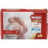 HUGGIES Little Snugglers Baby Diapers, Size Preemie,...