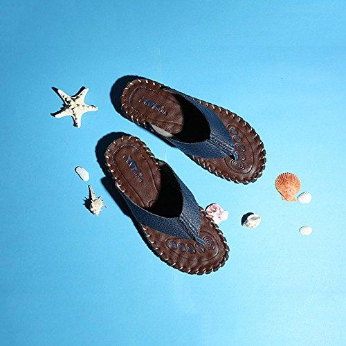 Di Pantofole Spiaggia Scarpe Da Scarpe Traspiranti Festa Da Estate Mezza Uomo Sandali Scarpe Et Casual Maschili YQQ Scarpe Antiscivolo Da xtTwpEqFq