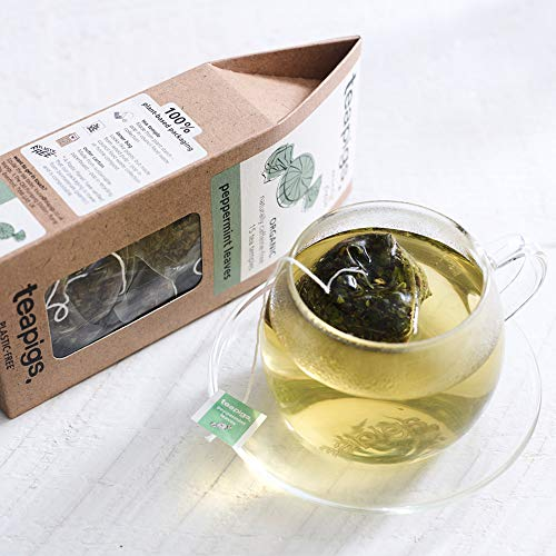 Tea-Pigs-Peppermint-Herbal-Tea-Bags-Made-With-Whole-Leaves-1-Pack-of-50-Teabags