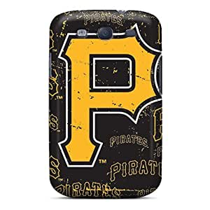 Defender Case For Galaxy S3, Pittsburgh Pirates Pattern by mcsharks