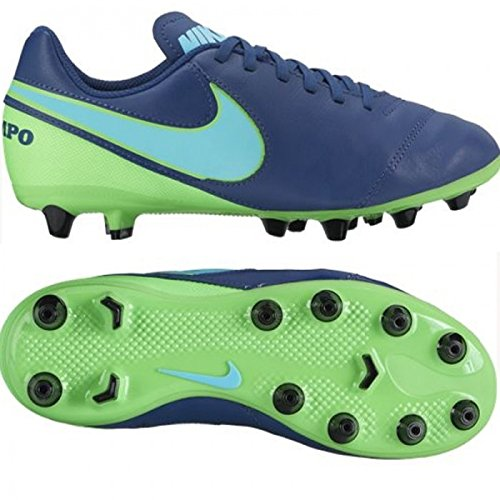 Adulte Chaussures 443 Bleu Nike Mixte de 856934 Football wRO1Oq