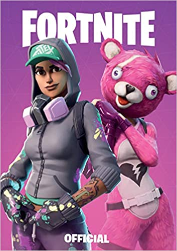 Amazon Fr Fortnite Official Pocket Notebook Purple