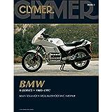 Clymer BMW K-Series (1985-1997) (53199)