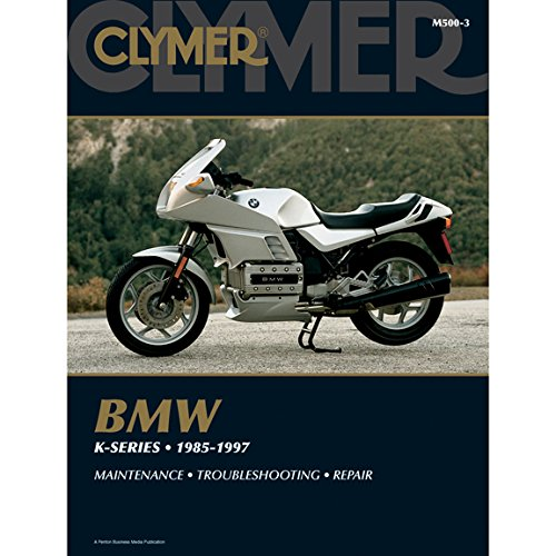 Clymer Repair Manual for BMW K-Series 85-97