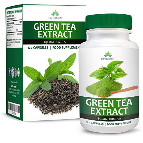 Extracto de Té Verde en Cápsulas