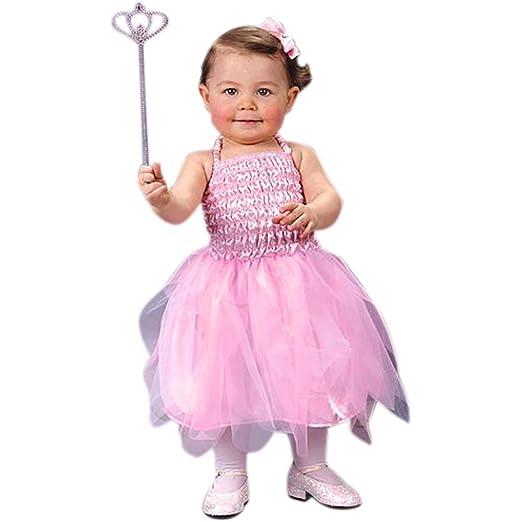 amazoncom toddler princess halloween costume size2t clothing - Halloween Princess Costumes For Toddlers