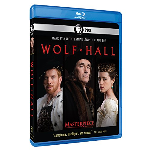 Masterpiece: Wolf Hall [Blu-ray]
