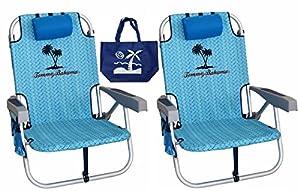 Amazon Com 2 Tommy Bahama Backpack Beach Chairs Light
