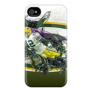 Protective Cases With Fashion Design For Case Iphone 6Plus 5.5inch Cover (green Bay Packers)