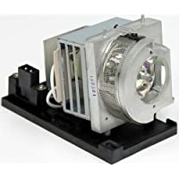 Optoma EH320UST Projector Housing with Genuine Original OEM Bulb