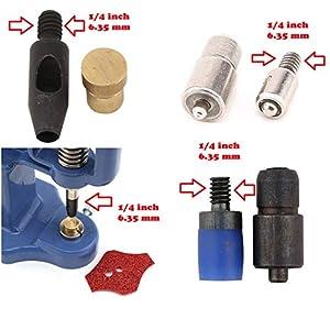 10mm Snap Fastener Kit VT2