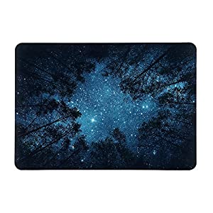 "iDonzon Forest Starry MacBook Pro 13 inch Case 2012-2015 Release, Soft-Touch Matte Plastic Hard Protective Case Cover for MacBook Pro 13"" with Retina Display (A1502/A1425, NO CD-ROM Drive)"