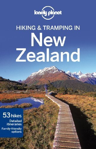 Lonely Planet Hiking & Tramping in New Zealand (Travel Guide) by Lonely Planet (2014-05-01)