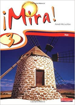 Book Mira 3 Rojo Pupil Book (2008-03-04)