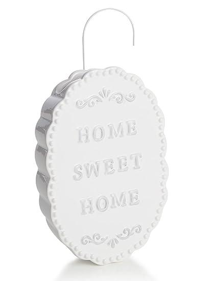 Humidificador ovalado Home Sweet Home de cerámica 13 x ...