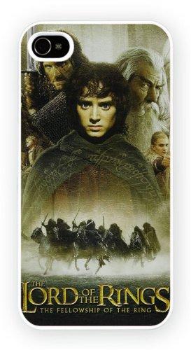 The Lord of the Rings, iPhone 5 5S, Etui de téléphone mobile - encre brillant impression