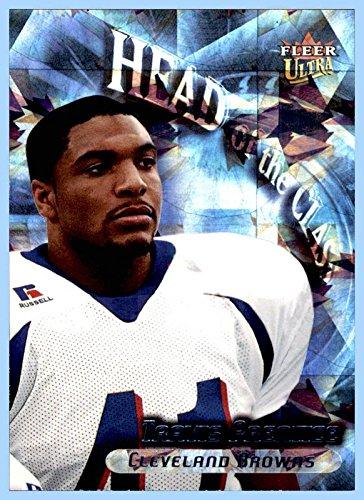 2000 Ultra Head of the Class #9 Travis Prentice MIAMI HURRICANES CLEVELAND BROWNS