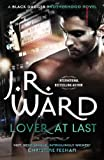Front cover for the book Lover at Last by J. R. Ward