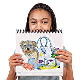Fashion Angels Pet Lovers Fashion Full Size Sketch