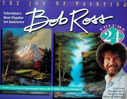(Bob Ross The Joy of Painting Book 24)