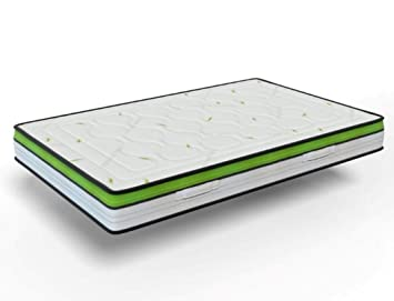elalmacendelcolchon Colchón viscoelástico Reversible, antifatiga, Modelo CELLIANT Energy, 120 x 180 x 28cm