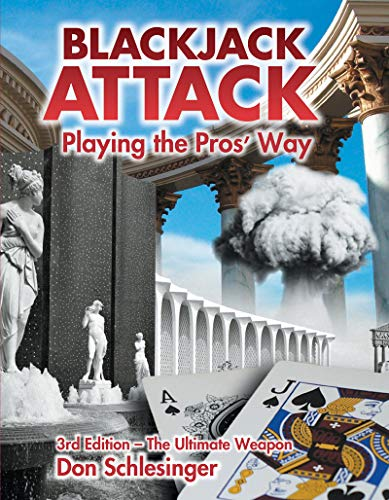 (Blackjack Attack: Playing the Pros')