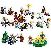 Juego de construcción LEGO City 60134 Diversión en el parque, paquete de personas de la ciudad