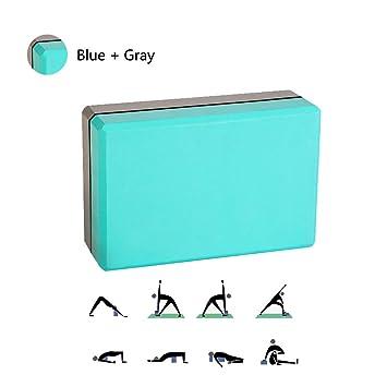LieYuSport Bloque de Yoga,1 Piezas Bloques Yoga de Espuma de ...