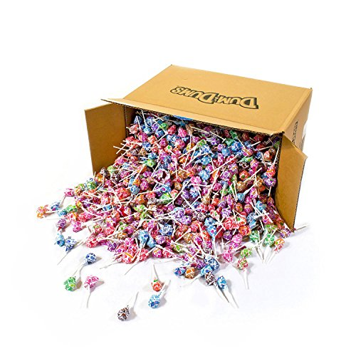 Dum Dum Pops Assorted Flavor Lollipops in Bulk 30 LB]()