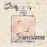 Parfumes Best Deals - Nan - Chic Parfume Artistica di Stampa (60.96 x 60.96 cm)