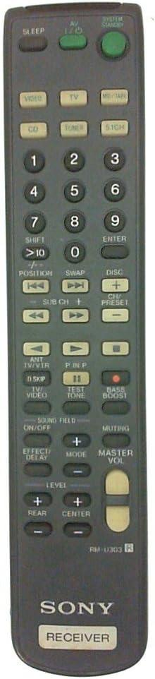Sony RM-U303 Remote