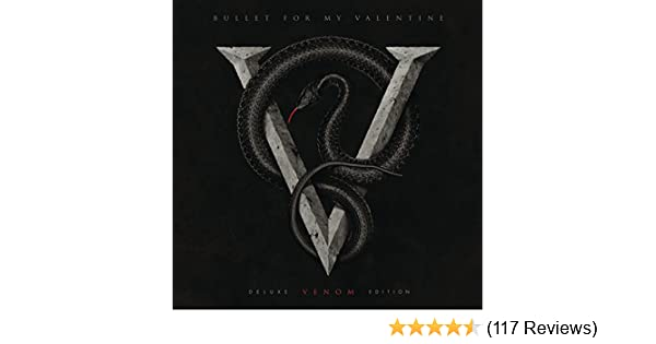 Venom Deluxe Edition By Bullet For My Valentine On Amazon Music