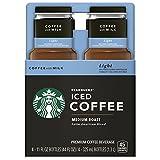 Caffeine in Starbucks Bottled Iced Coffee