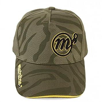 d08c452bc Mainline baseball cap, tiger stripe olive design.: Amazon.co.uk ...