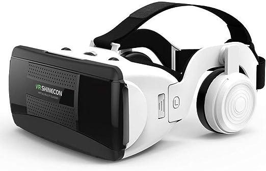 SYYSYY Casco de Realidad Virtual 3D Gafas de Realidad Virtual ...