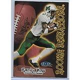 1998 Fleer Football Randy Moss Rookie Sensations Insert Card # 10 of 15 RS
