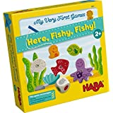 HABA My Very First Games - Here Fishy Fishy! Magnetic Fishing Game (Made in Germany)