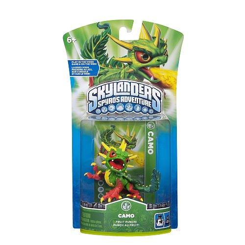 Skylanders Spyros Adventure Character Pack Camo