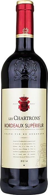 2014 Les Chartrons Superieur Bordeaux Rouge, France 750 mL