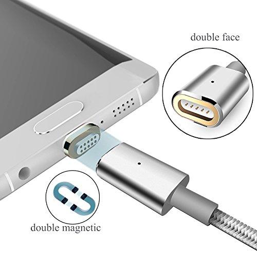 Magnetic Cable Update Charging Indicator Aluminum