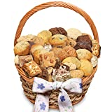 Simply Scrumptous Dozens of Delights Muffins, Brownies & Cookie Snacker Gift Basket