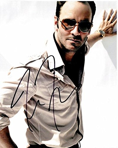 Tom Ford Signed - Autographed Nocturnal Animals Director - Fashion designer 8x10 inch Photo - Guaranteed to pass or JSA - PSA/DNA - Ford Picture Tom