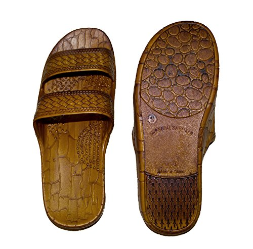 or Sandal Style Jesus HawaiiImperial Slipper Brown Black Hawaii Classic and For Teen Brown Sandals Men Women xtwYa