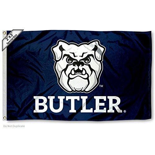 Butler Bulldogs 2X3 Foot Flag