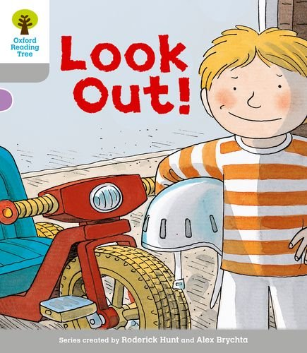 Download Oxford Reading Tree: Level 1: Wordless Stories A: Look Out pdf