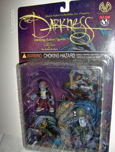 The Darkness Darkling Action Figures Set by Top Cow