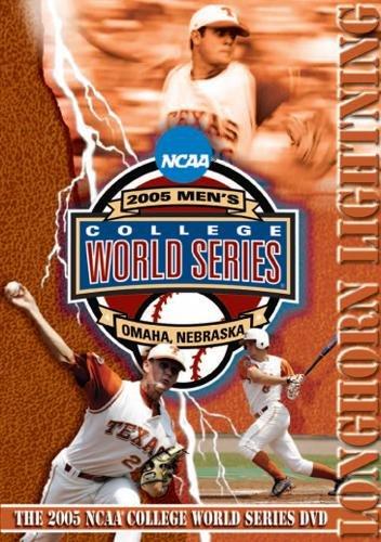 NCAA Texas Longhorns 2005 Men's College World Series DVD